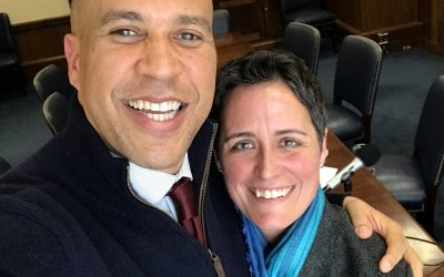 014 — U.S. Senator Cory Booker (D-NJ) on the philosophy of love and social justice