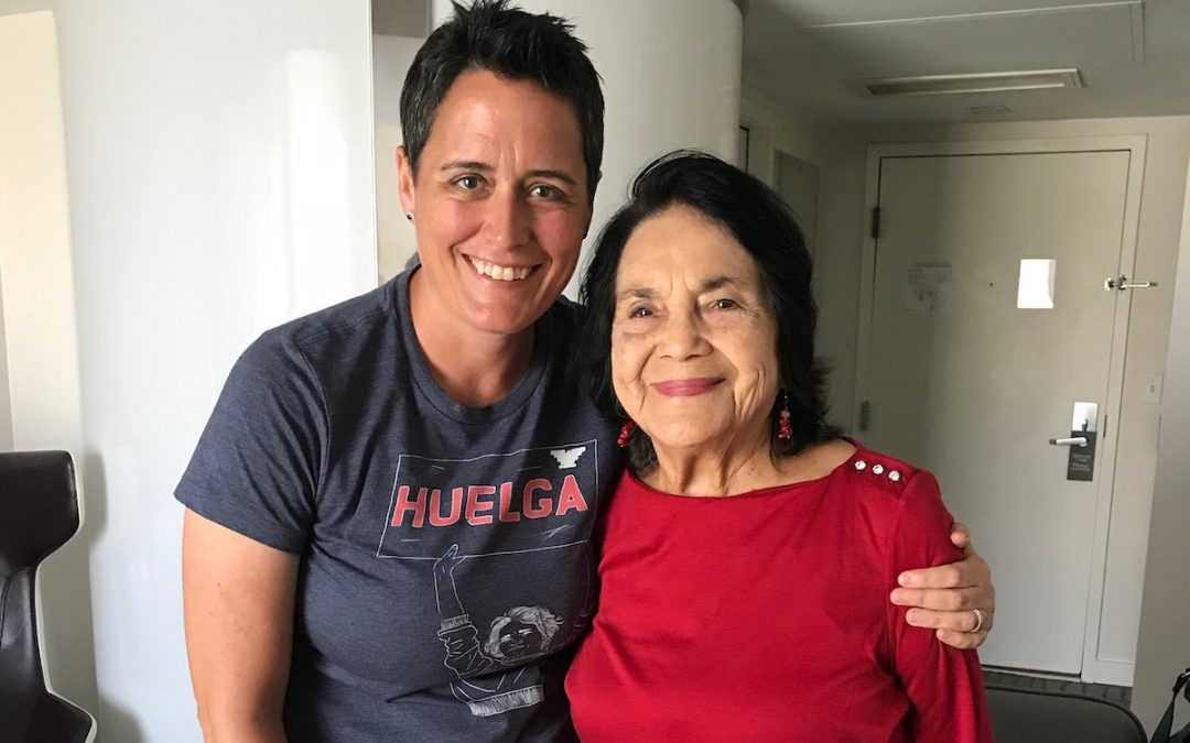 S2E6 — Dolores Huerta:  Empowering Action For Change