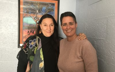 """S2E10 — """"Sacred Instructions:  Indigenous Wisdom for Living Spirit-Based Change"""" — A conversation with author Sherri Mitchell"""