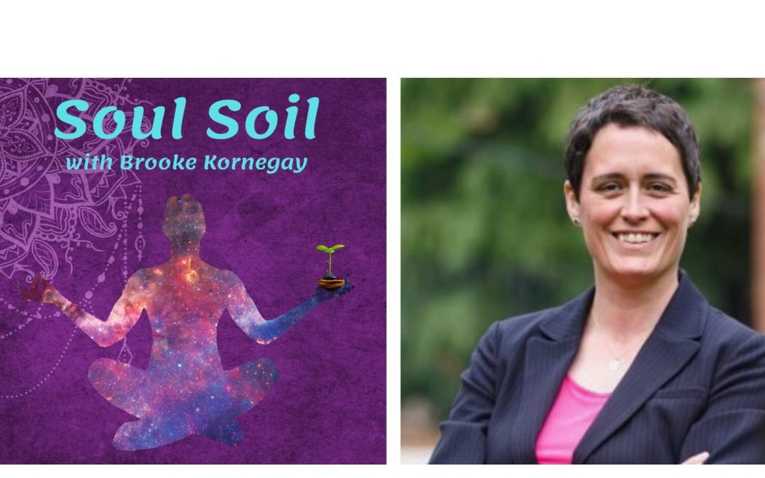 S3E3 — Heather Mizeur teaches Radical Love as a guest on Soul Soil Podcast