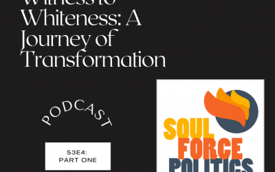 S3E4 — Witness to Whiteness: A Journey of Transformation (Part One)