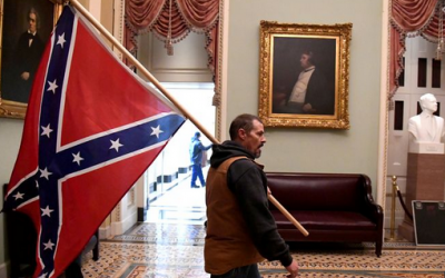 White Supremacy's Rage at the Capitol